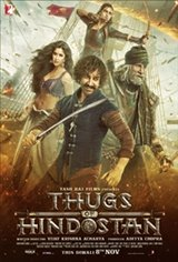 Thugs of Hindostan: The IMAX Experience