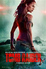 Tomb Raider: The IMAX Experience