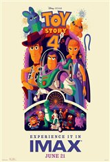 Toy Story 4: The IMAX Experience