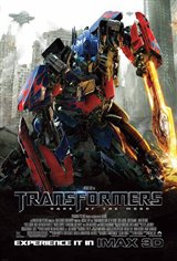 Transformers: Dark of the Moon - An IMAX 3D Experience