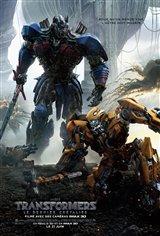 Transformers : Le dernier chevalier