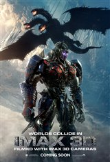 Transformers: The Last Knight - An IMAX 3D Experience