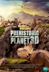 Walking With Dinosaurs: Prehistoric Planet 3D