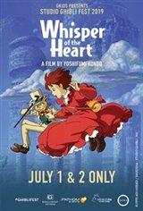 Whisper of the Heart - Studio Ghibli Fest 2019
