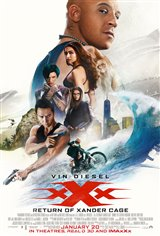 xXx: Return of Xander Cage - An IMAX 3D Experience