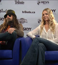 Rob Zombie & Sherri Moon Zombie Interview - The Lords of Salem