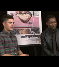 Zac Efron & David Oyelowo Interview - The Paperboy
