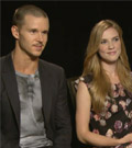 Ryan Kwanten & Sara Canning Interview - The Right Kind of Wrong