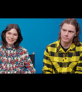 Tilda Cobham-Hervy and Evan Peters talk 'I Am Woman'