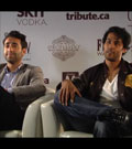 Al Makadam & Prem Singh - Breakaway Interview at TIFF 2011