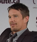 Ethan Hawke Interview - The Woman in the Fifth