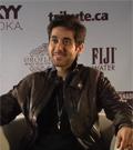 Vinay Virmani - Breakaway Interview at TIFF 2011