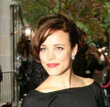 Rachel McAdams at Ryerson Theatre for TIFF