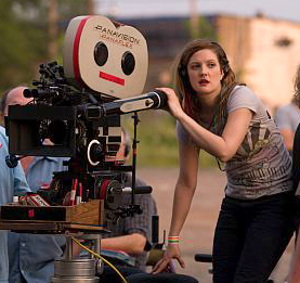 """Drew Barrymore calls Ellen Page """"the real deal"""""""