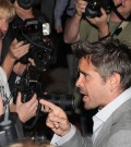 Colin Farrell rags on photographer - TIFF 2009
