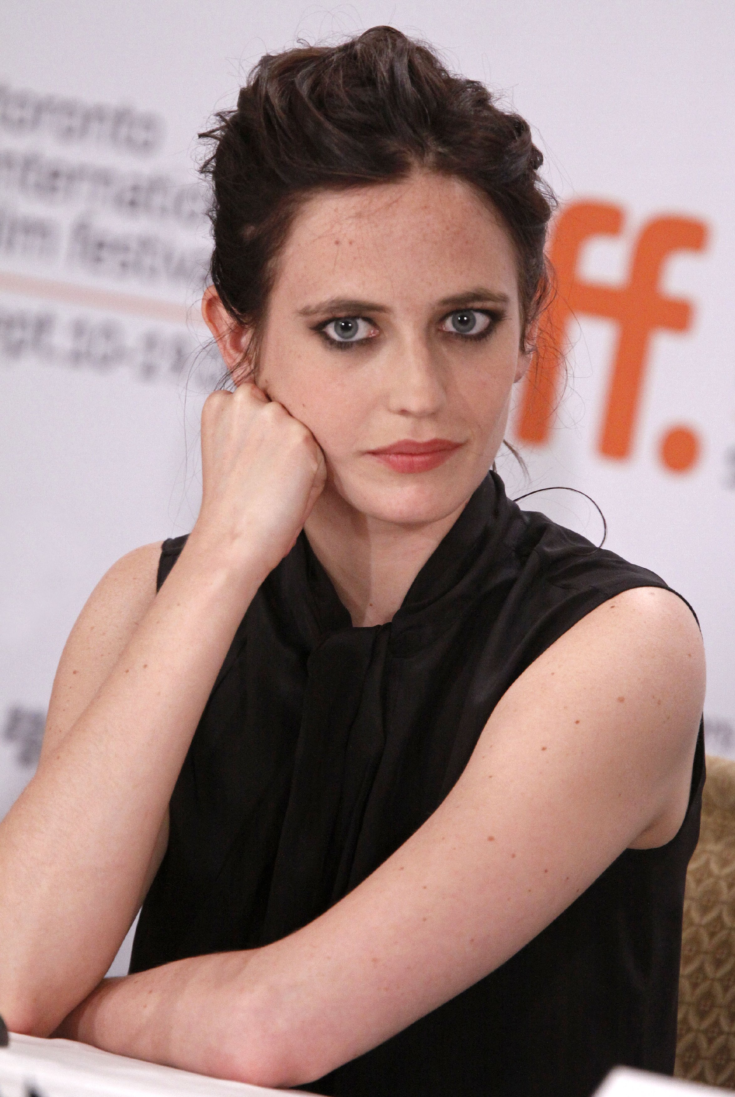 Stars at TIFF 2009 - 2018 Toronto International Film ... Eva Green