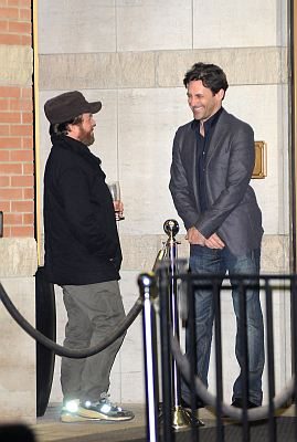 Zach Galifianakis and Jon Hamm