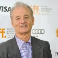 Bill Murray walks the red carpet