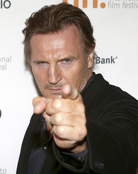 Keystone entertainment inc - Liam Neeson Says Watch The Film When Opens In Theaters