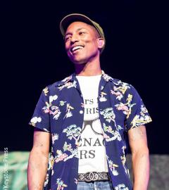 Pharrell Williams to perform music to new film Hidden Figures at TIFF 2016