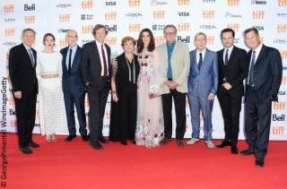 Denial cast and crew dazzle on TIFF red carpet