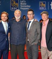 Michael Stahl-David, Rob Reiner, Jeffrey Donovan, Woody Harrelson