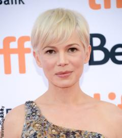 Michelle Williams sparkles on TIFF red carpet for Manchester by the Sea