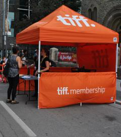 Get creative on King Street this weekend at TIFF!
