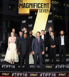 The Magnificent Seven opens TIFF with stunning red carpet premiere