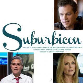 George Clooney's film Suburbicon.