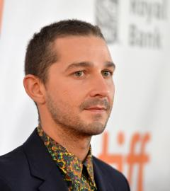 Shia LaBeouf and others walk TIFF Red Carpet for Borg/McEnroe