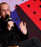 Darren Aronofsky answering questions