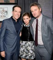 Ed Helms, Kate Mara, and Jason Clarke