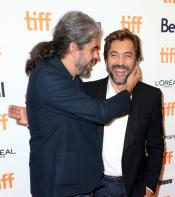 Javier and Fernando laughing