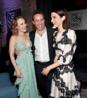 Rachel McAdams, Alessandro Nivola, and Rachel Weisz
