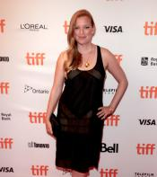 Sarah Polley poses for photo