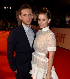 Jamie Bell, Annette Bening shine on Film Stars Don't Die in Liverpool red carpet