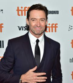 Hugh Jackman in Toronto for TIFF premiere of The Front Runner