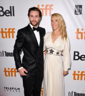 Outlaw King star Aaron Taylor-Johnson and wife Sam Taylor-Johnson