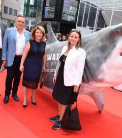 Sharkwater Extinction premiere brings stars and emotion to Roy Thomson Hall
