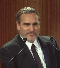 Joaquin Phoenix's hilarious TIFF Tribute Actor Award speech
