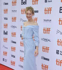 Renée Zellweger at Judy TIFF red carpet premiere