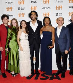 The Personal History of David Copperfield at TIFF