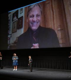 Viggo Mortensen makes video appearance at Falling premiere