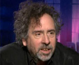 Tim Burton asks fans for help with plot