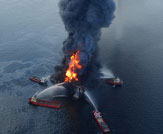 Deepwater Horizon Oil Spill Photo