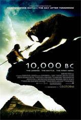 10,000 AV. J.-C. Movie Poster