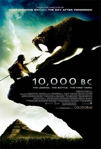 10,000 B.C. Photo 17 - Large