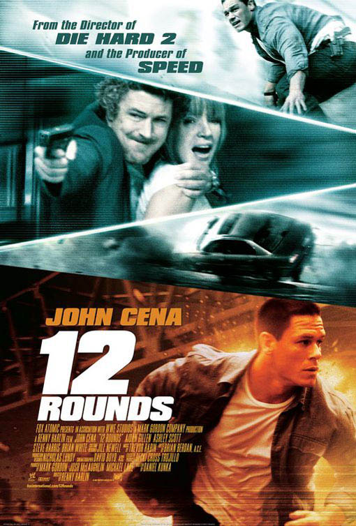 12 Rounds Large Poster