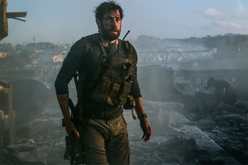 13 Hours: The Secret Soldiers of Benghazi Photo 30 - Large